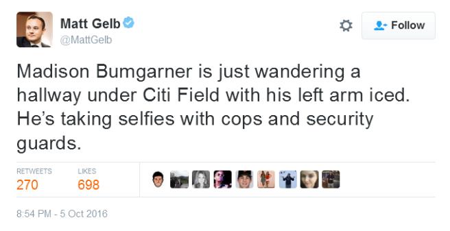 giants-bumgarner-snotrocket-2016-wild-card-selfies-with-cops-tweet