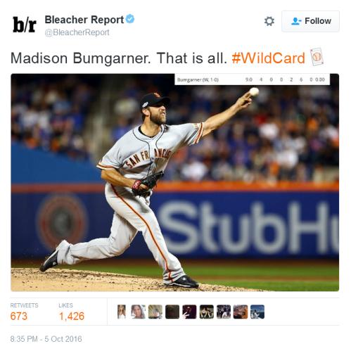 giants-bumgarner-snotrocket-2016-wild-card-tweet-br-that-is-all